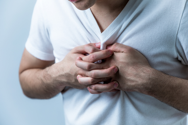 心筋梗塞・狭心症は予防できる?前触れはあるの?見落とせないサインは