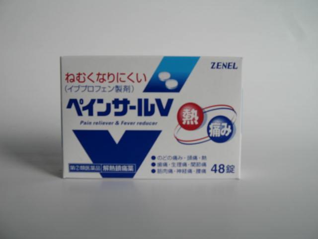 ペインサールV 48錠