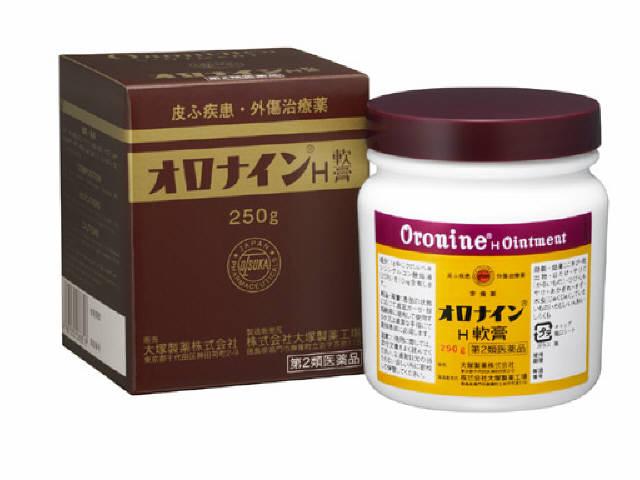 オロナインH軟膏 250g