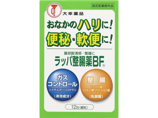 ラッパ整腸薬BF 12包