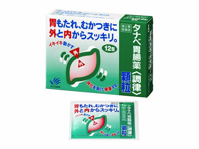 タナベ胃腸薬<調律>顆粒 12包