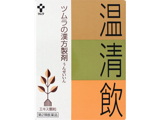 ツムラ漢方 温清飲エキス顆粒 24包