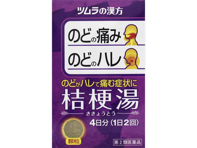 ツムラ漢方桔梗湯エキス顆粒 8包
