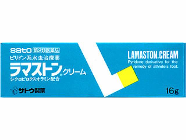 ラマストンクリーム 16g