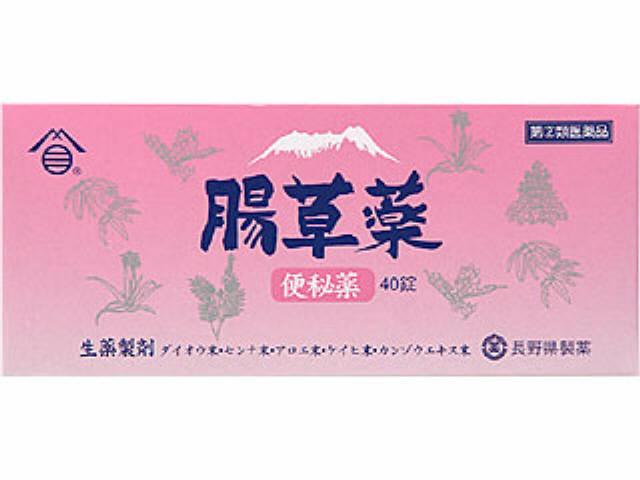 腸草薬 40錠