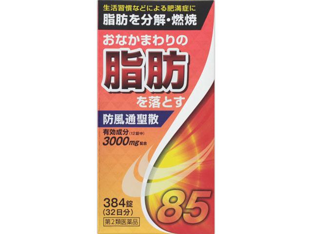 防風通聖散料エキス錠「東亜」 384錠